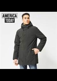 Prospectus America Today Bruxelles : Men