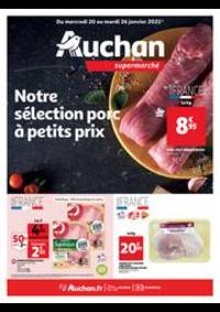 Prospectus Auchan GRANDE SYNTHE : A ce prix là, c'est encore meilleur !