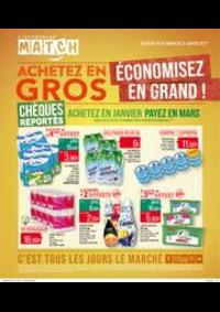 Prospectus Supermarchés Match Dunkerque - Rosendaël : Achetez en gros, économisez en grand !