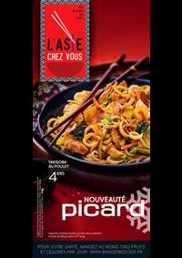 Prospectus Picard ISSOIRE : L'ASIE chez vous