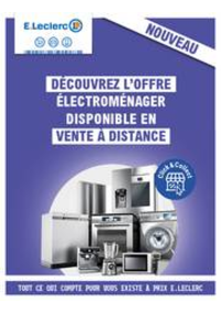 Prospectus E.Leclerc LE BLANC MESNIL : Catalogue E.Leclerc