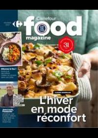 Journaux et magazines Carrefour Market TIENEN : Février 2021
