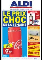Promos et remises  : LE PRIX CHOC DE LA SEMAINE