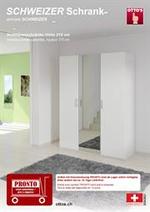 Prospectus  : Schweizer Schrank