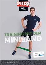 Promos et remises  : Training mit dem Miniband