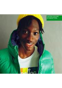 Prospectus United Colors Of Benetton ALBERTVILLE : Soldes / Homme