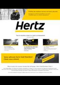 Prospectus Hertz Le Blanc Mesnil - Rue Marcel Paul : Offres Hertz