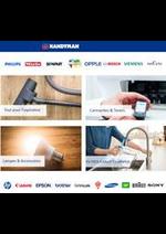 Prospectus Handyman : Offres