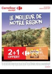 Prospectus Carrefour CHARENTON LE PONT : Le meilleur de notre région Sud-Est