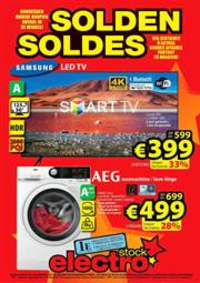 Prospectus Electro Stock Molenbeel : Soldes
