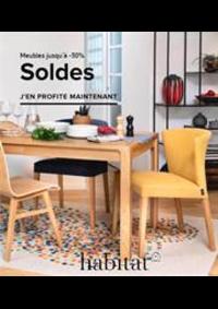 Prospectus Habitat Bruxelles : Soldes