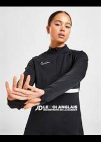 Prospectus JD Sports Thiais Belle Epine : Vêtements Fitness Femme