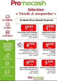Prospectus Promocash Le Mans : Catalogue Promocash