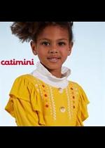 Prospectus Catimini : Collection Fille