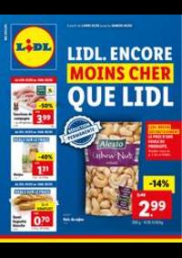 Prospectus Lidl BRAINE L'ALLEUD : Folder Lidl