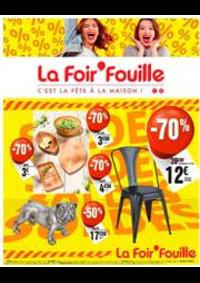 Prospectus La Foir'Fouille Hagondange : Catalogue La Foir'Fouille