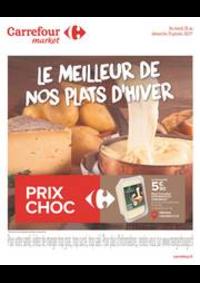 Prospectus Carrefour MARGENCEL : Le Meilleur de Nos Plats d'Hiver