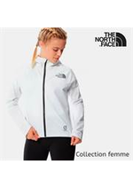 Catalogues et collections The North Face : Collection femme
