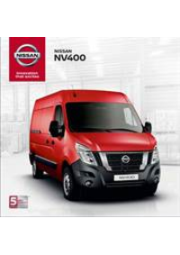 Prospectus Nissan BRUGES : Nisan NV400