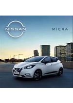 Prospectus Nissan : Nisan Micra