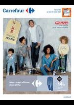 Prospectus Carrefour : Mon jean affirme mon style