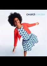 Prospectus Okaïdi : Nouveautés / Fille