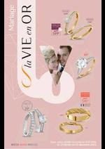 Prospectus Auchan : Mariage - La vie en or