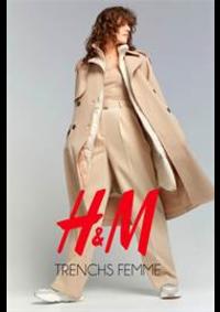Catalogues et collections H&M Argenteuil : TRENCHS FEMME
