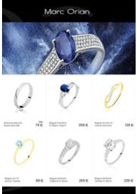 Prospectus Marc Orian Taverny : Bijoux et montres