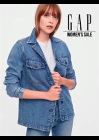 Catalogues et collections Gap PUTEAUX - Les 4 Temps : Women's Sale