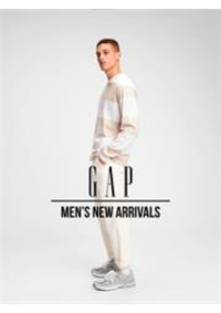 Prospectus Gap PUTEAUX - Les 4 Temps : Men's New Arrivals