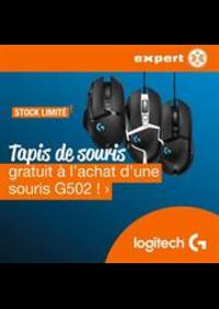 Prospectus Expert Tihange : G502 Gaming muismat actie