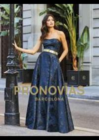 Prospectus Pronovias Lille : Robes longues de soirée