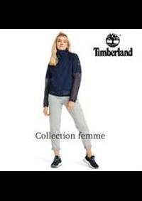 Prospectus Timberland Paris : Collection femme