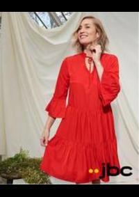 Prospectus JBC WAREMME : Robes - Femmes