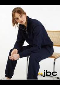 Prospectus JBC WAREMME : Tenues confortables pour les femmes