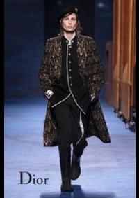 Prospectus Christian Dior Paris Le Bon Marché : FALL 2021 MENSWEAR