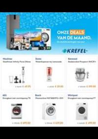 Prospectus Krëfel Electro AUVELAIS : Onze Deals