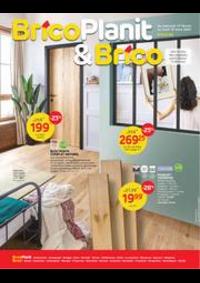 Prospectus Brico CHAMPION : Folder spécial bois