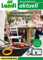 Promos et remises  : Landi - Grill 2021