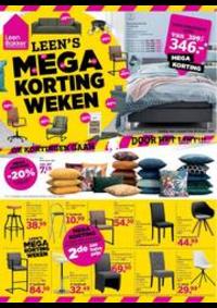 Prospectus Leen Bakker CHAMPION : Mega Korting Weken