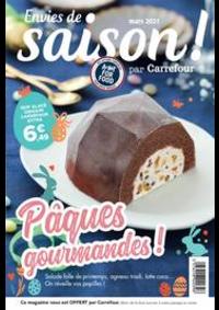 Prospectus Carrefour Drancy : Pâques Gourmandes !