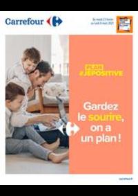 Prospectus Carrefour St-Quentin-en-Yvelines - Montigny-Le-Bretonneux : #jepositive