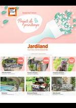 Prospectus Jardiland : Projets de printemps