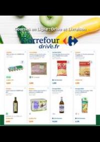 Prospectus Carrefour Drive LIVRY GARGAN : Offres Carrefour Drive