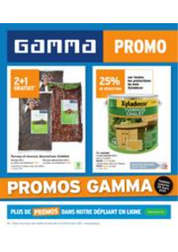 Prospectus GAMMA ZOTTEGEM-VELZEKE : Gamma Promo
