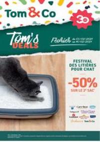 Prospectus Tom&Co Mons Chaussée du Roeulx 292 : Tom's Deals