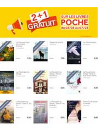 Prospectus Belgique Loisirs Bruxelles  : 2+1 Gratuit