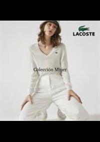 Prospectus Lacoste St Germain En Laye - Louviers : Colección Mujer
