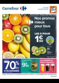 Prospectus Carrefour SANNOIS : Nos promos mieux pour tous